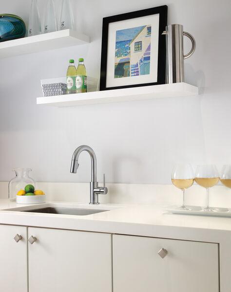 Single Handle Pull-Down Bar / Prep Faucet, image 10