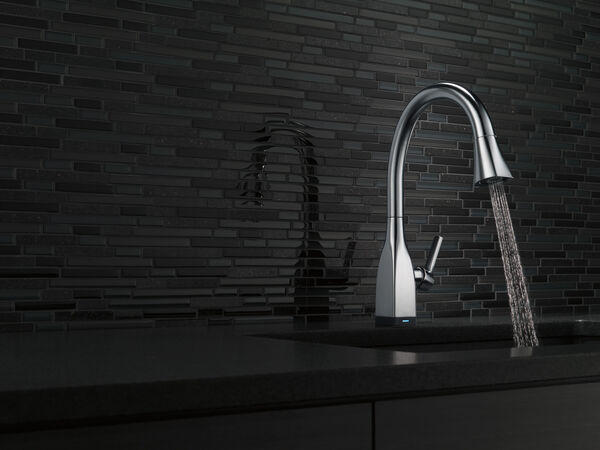 Single Handle Pull-Down Kitchen Faucet with Touch<sub>2</sub>O® and ShieldSpray® Technologies, image 11