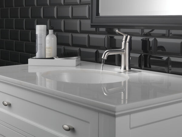 Single Handle Bathroom Faucet, image 7