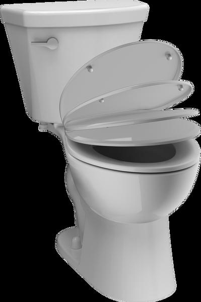 Round Front Toilet, image 3