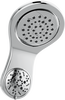 HydroRain® H<sub>2</sub>Okinetic® 5-Setting Two-in-One Shower Head