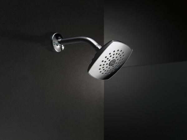 Touch-Clean Raincan Single-Setting Shower Head, image 4