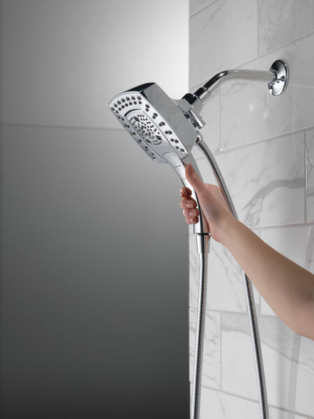 H<sub>2</sub>Okinetic® In2ition® 5-Setting Two-in-One Shower, image 8