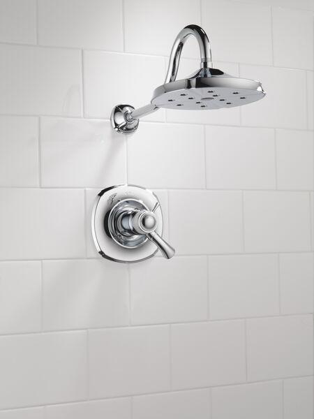 TempAssure® 17T Series H2Okinetic® Shower Trim, image 10