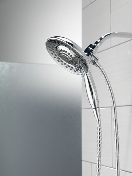 In2ition® 5-Setting Two-in-One Shower, image 12