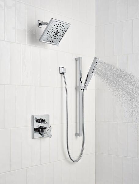 H<sub>2</sub>Okinetic® 3-Setting Raincan Shower Head, image 14