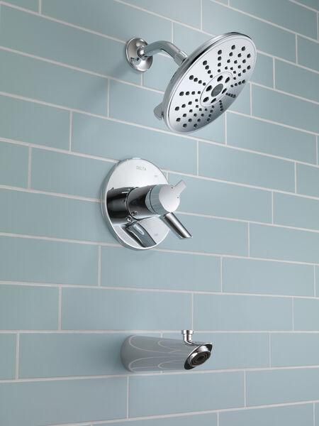 TempAssure® 17T Series H<sub>2</sub>Okinetic® Tub & Shower Trim, image 2