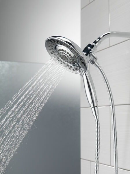 In2ition® 5-Setting Two-in-One Shower, image 10