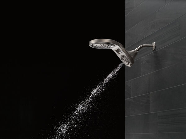 HydroRain® 5-Setting Two-in-One Shower Head, image 44