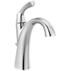 Single Handle Centerset Bathroom Faucet