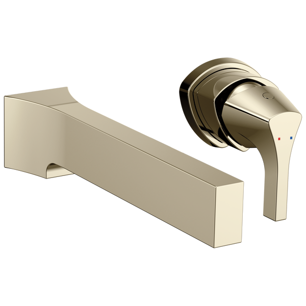 Single Handle Wall Mount Bathroom Faucet Trim, image 1