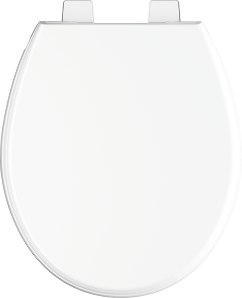 Round Front Standard Close Toilet Seat, image 5