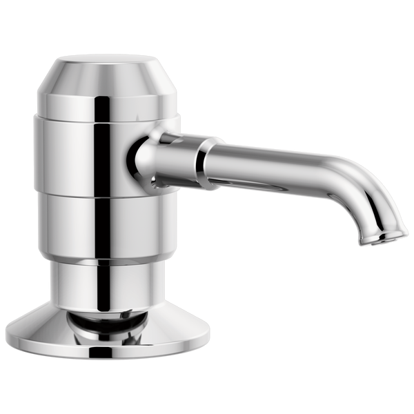 Soap/Lotion Dispenser w/Bottle, image 1