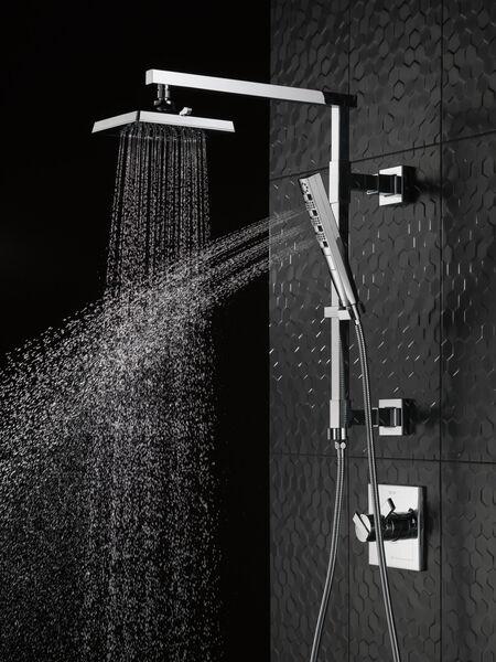 H<sub>2</sub>Okinetic® 3-Setting Raincan Shower Head, image 31