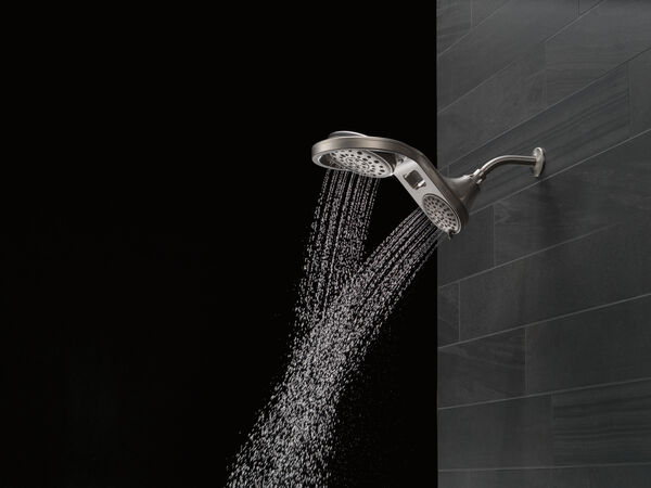 HydroRain® 5-Setting Two-in-One Shower Head, image 39