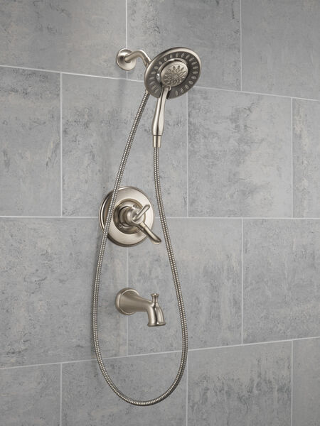Monitor® 17 Series Tub & Shower Trim with In2ition®, image 2