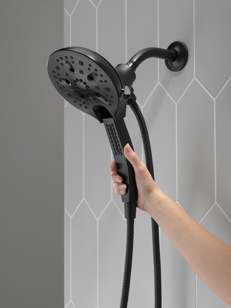 In2ition® H<sub>2</sub>Okinetic® 5-Setting Two-in-One Shower, image 12