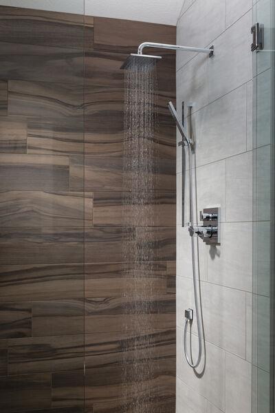 Single Setting Overhead Showerhead, image 3