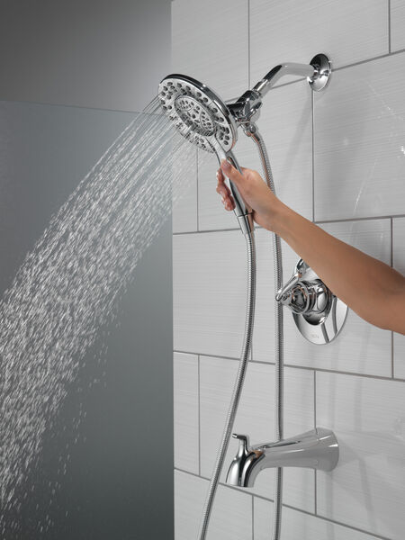 14 Series Tub & Shower Trim with In2ition®, image 4