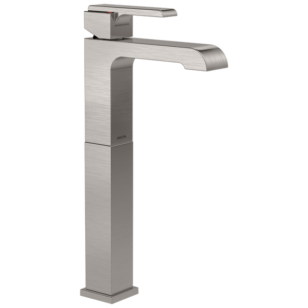 Single Handle Vessel Bathroom Faucet, image 1
