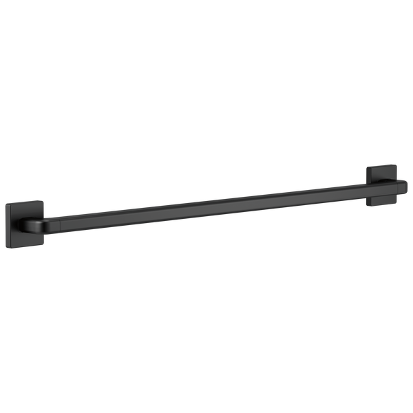 "Angular Modern Decorative ADA Grab Bar - 36"", image 1"