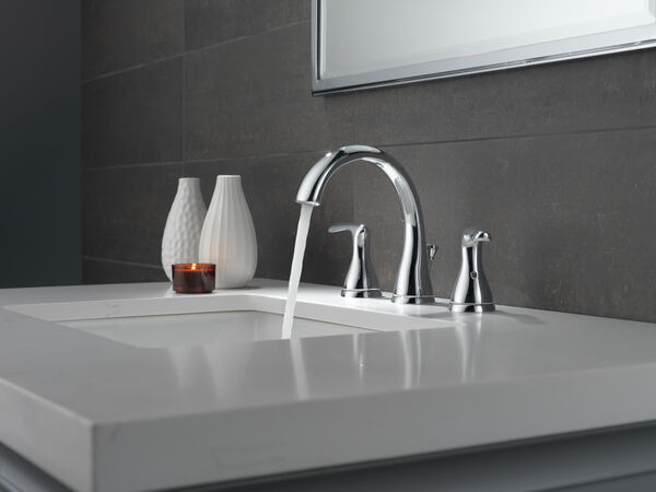 Two Handle Widespread Lavatory Faucet, image 3