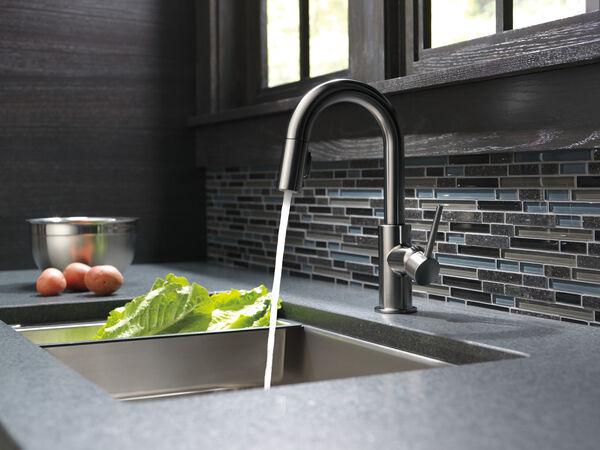Single Handle Pull-Down Bar/Prep Faucet, image 11