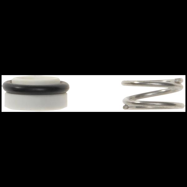 Stem Unit - Ceramic w/ Seat, O-Ring & Spring - 2H, image 1