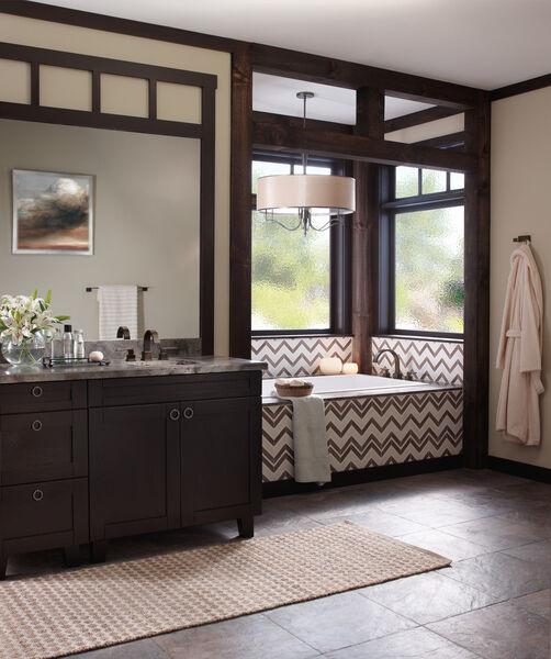 Two Handle Widespread Bathroom Faucet, image 3