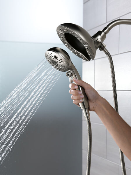 H2Okinetic® 5-Setting Two-in-One Shower, image 2