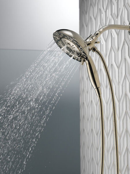 H<sub>2</sub>Okinetic® In2ition® 5-Setting Two-in-One Shower, image 10