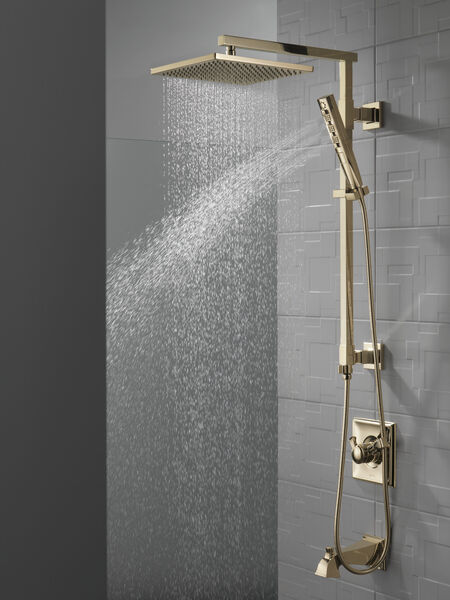 H<sub>2</sub>Okinetic® 4-Setting Hand Shower, image 7