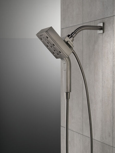 H2Okinetic® In2ition® 4-Setting Two-in-One Shower, image 12