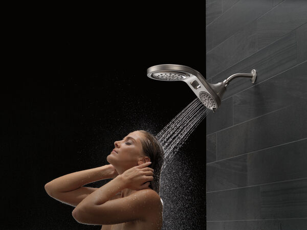 HydroRain® 5-Setting Two-in-One Shower Head, image 17