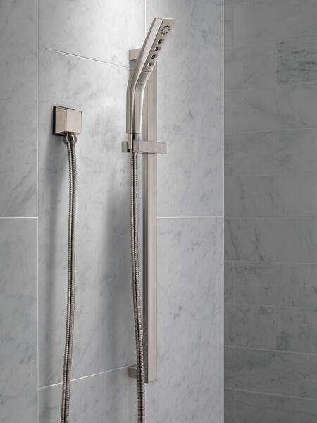 H<sub>2</sub>Okinetic® 3-Setting Slide Bar Hand Shower, image 2