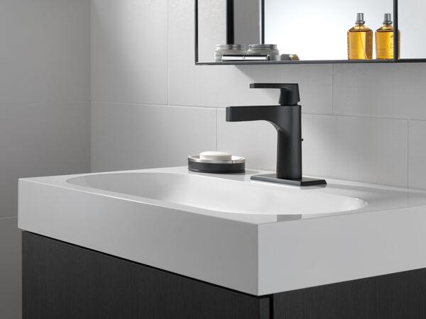 Escutcheon - 3 Hole - 1H Bathroom, image 2