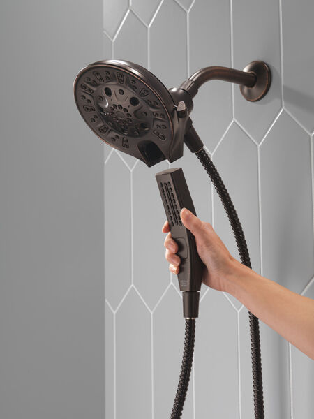 H2Okinetic®In2ition®5-Setting Two-in-One Shower, image 5