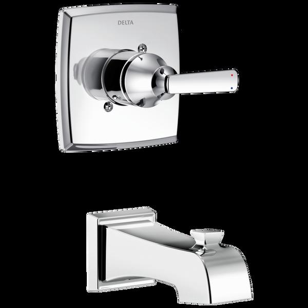 Monitor® 14 Series Tub Trim, image 1