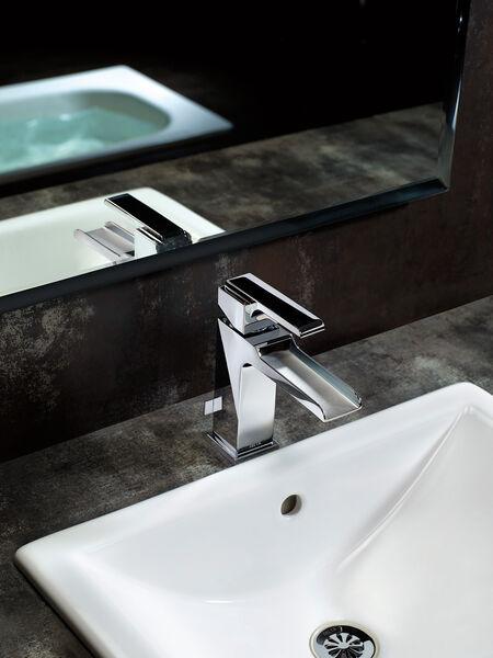 Single Handle Channel Bathroom Faucet, image 15