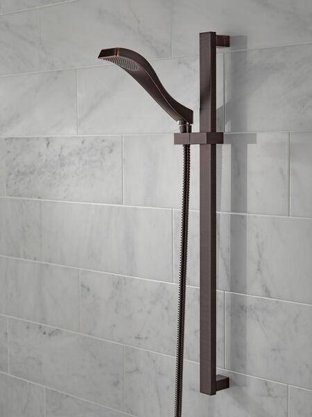 Premium Single-Setting Slide Bar Hand Shower, image 6