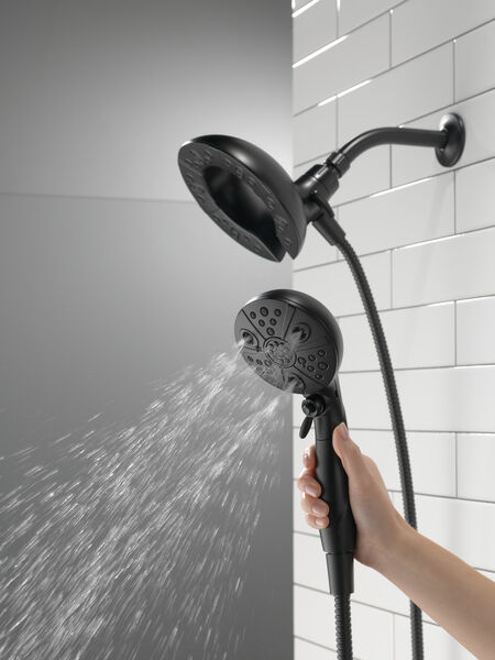 H2Okinetic®In2ition®5-Setting Two-in-One Shower, image 6