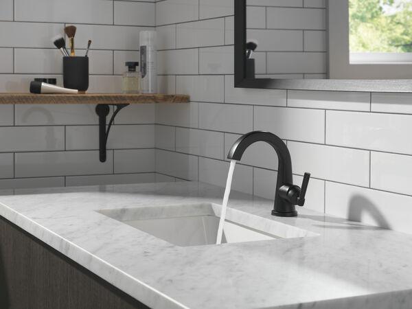 Single Handle Centerset Faucet, image 5