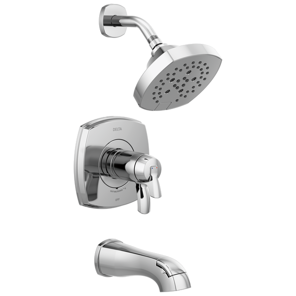 17 Thermostatic Tub and Shower Only, image 1