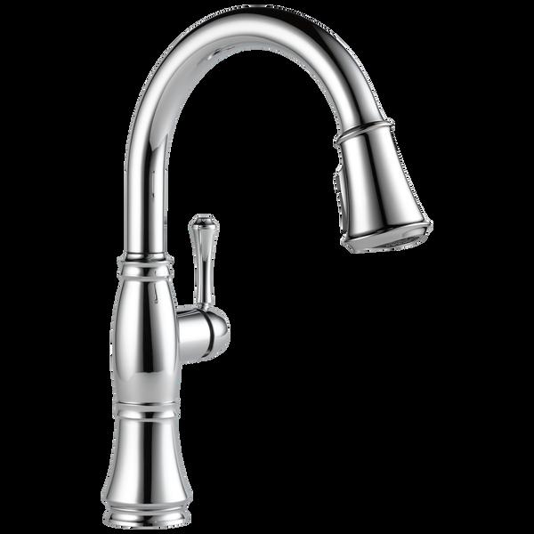 Single Handle Pulldown Kitchen Faucet, image 1