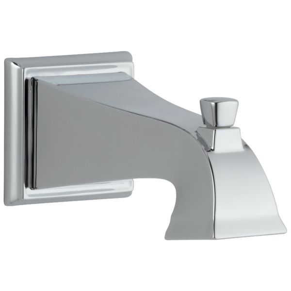Tub Spout - Pull-Up Diverter, image 1