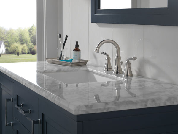 Two Handle Widespread Bathroom Faucet, image 7