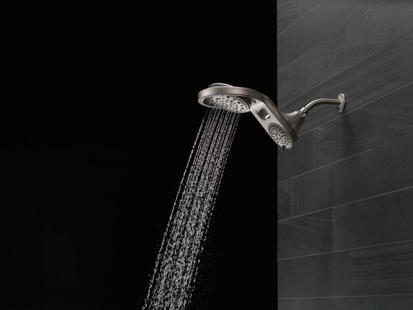 HydroRain® 5-Setting Two-in-One Shower Head, image 36