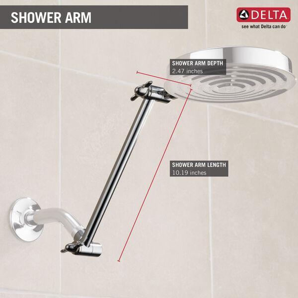 Adjustable Shower Arm, image 4