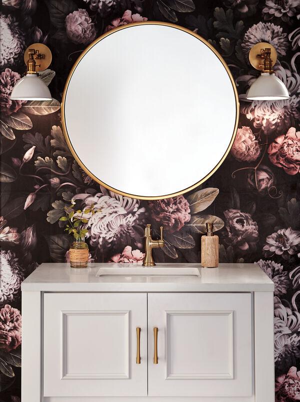Metal Drain Assembly Single Handle Bathroom Faucet Gold Bathroom Faucet Champagne Bronze 597LF-CZMPU Delta Faucet Cassidy Single Hole Bathroom Faucet
