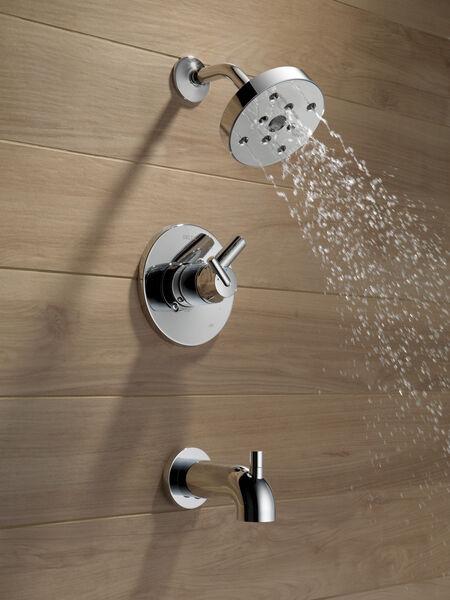 Monitor® 17 Series H<sub>2</sub>Okinetic® Tub & Shower Trim, image 5